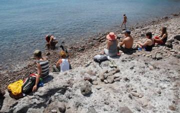1er Mai à la plage de Kipi