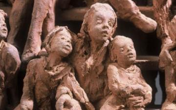 Clay Sculpture Workshop with Laure Gaudebert